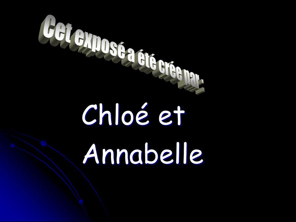 Chloé et Annabelle