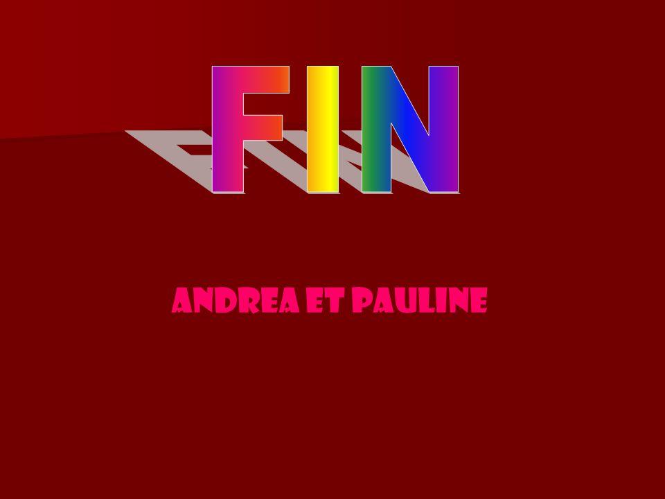 ANDREA et PAULINE