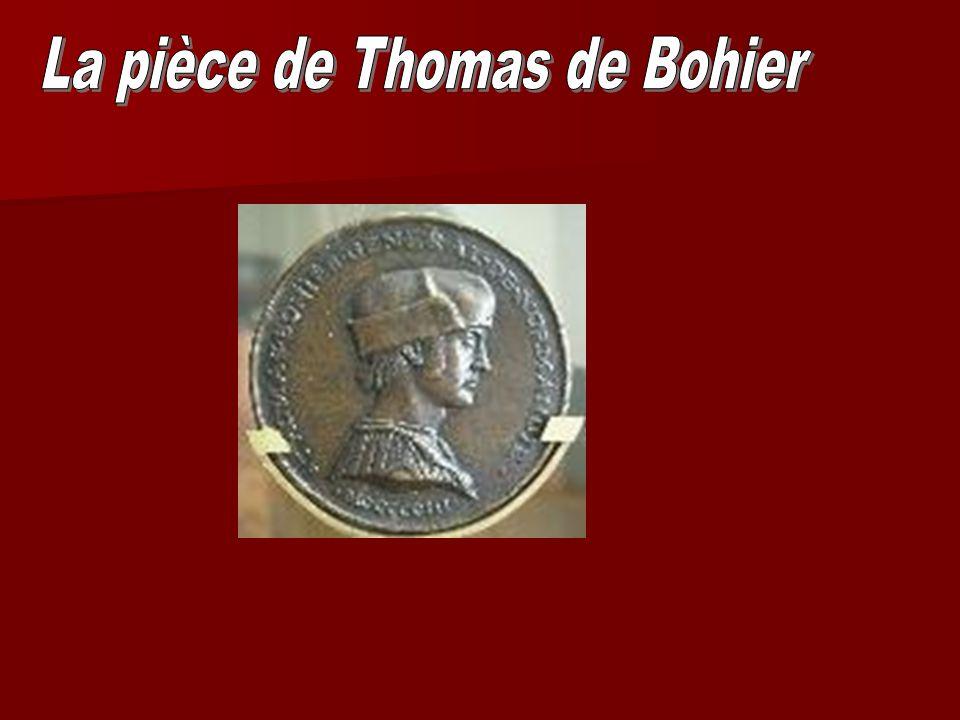 Bohier a épousé Catherine,une tourangelle appartenant à une famille de grands financiers.