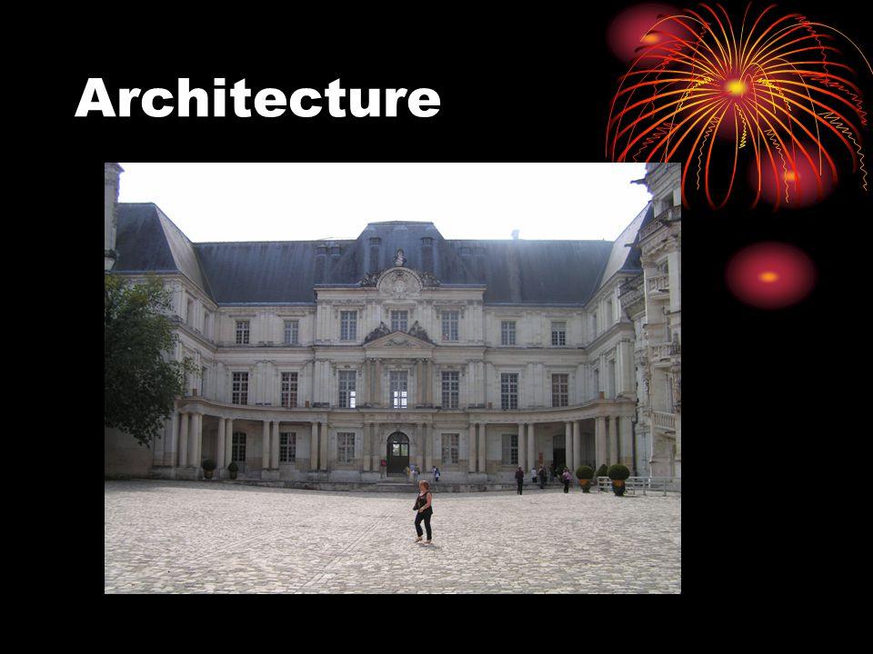 Architecture Chambord est sans conteste un des châteaux à la silhouette la plus reconnaissable et constitue lun des chefs-deuvres architecturaux de la Renaissance.