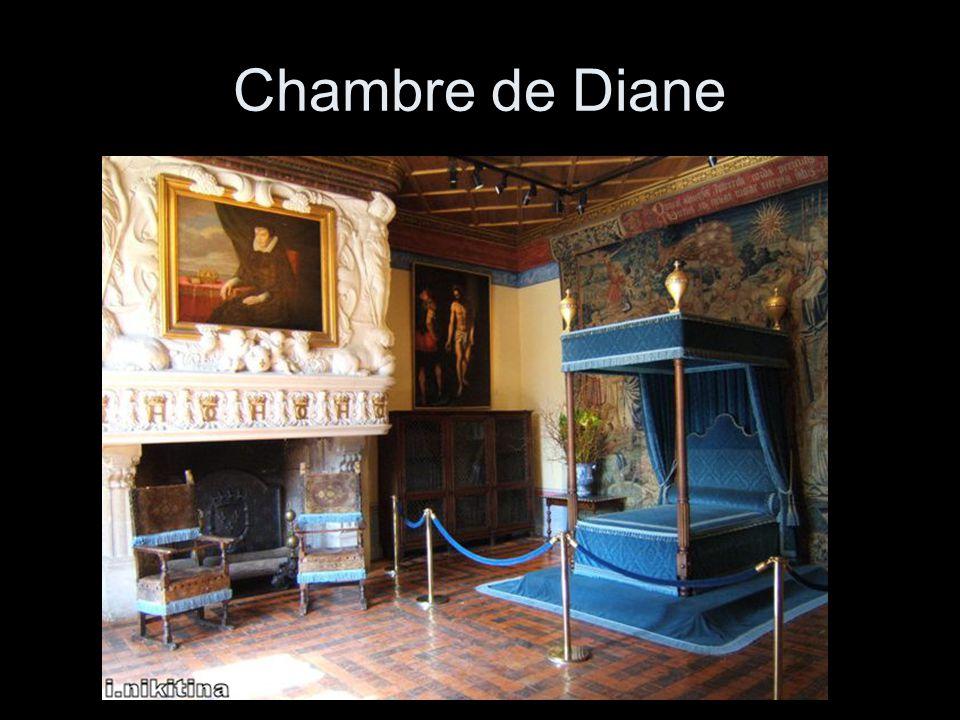 Chambre de Diane