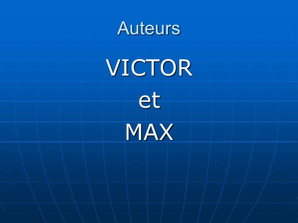 Auteurs VICTORetMAX