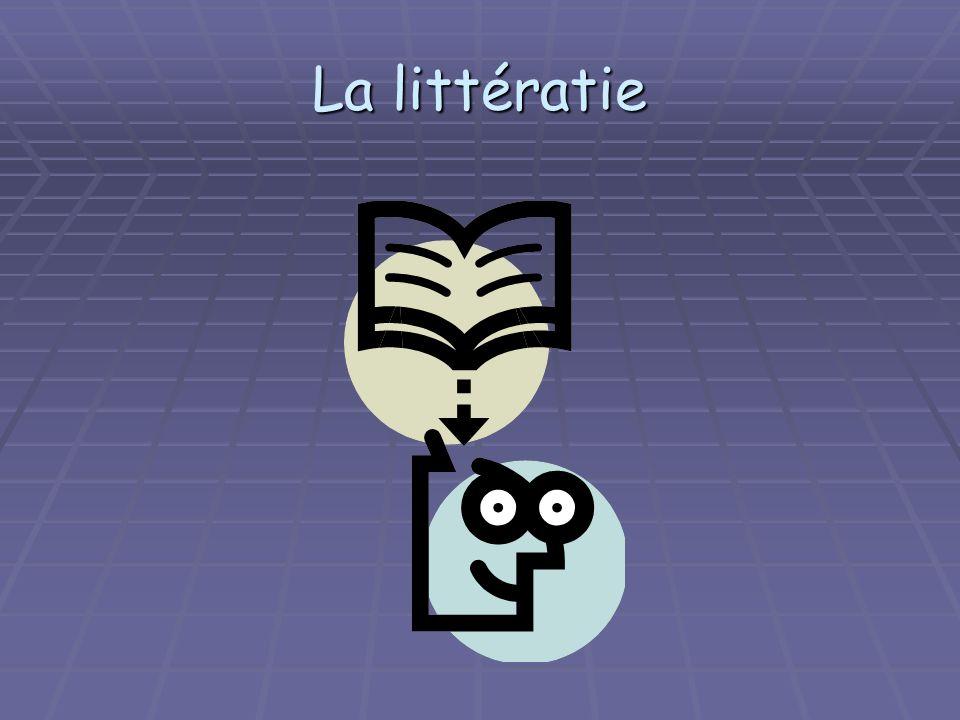 La littératie