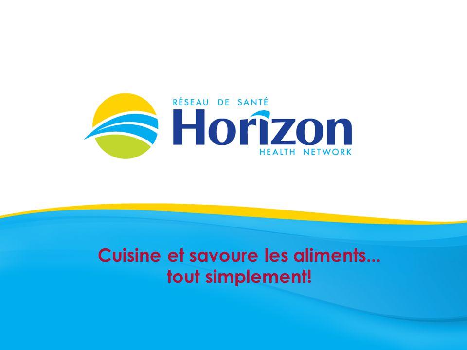Capsule santé préparée par Santé publique Réseau de santé Vitalité Mars 2014
