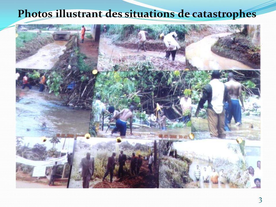 INTRODUCTION : CATASTROPHES NATURELLES ET SOCIETES : UNE PREOCUPATION PARTAGEE I.