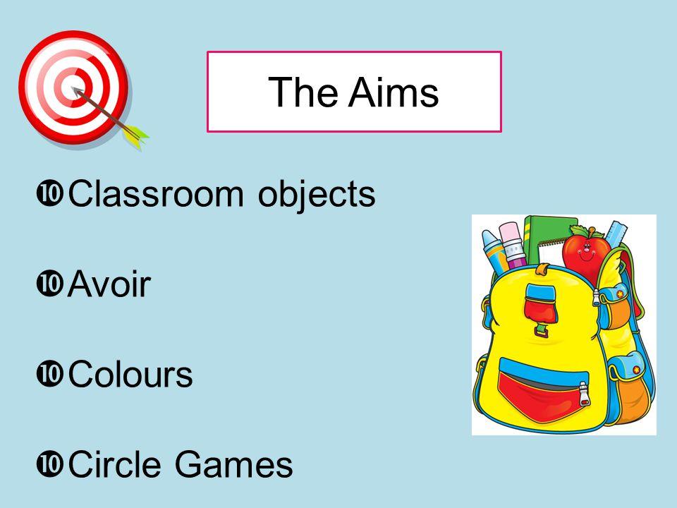Formez un cercle avec les chaises au centre de la salle de classe
