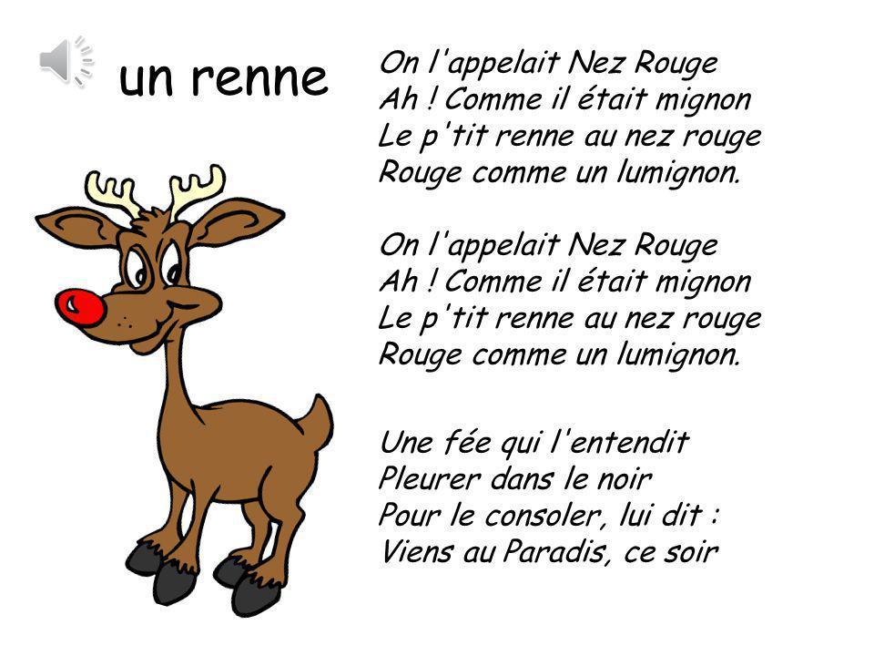 Joyeux Noël Joyeux Noël, joyeux Noël Bonne année, bonne année Joyeuses fêtes, joyeuses fêtes En français, en français!