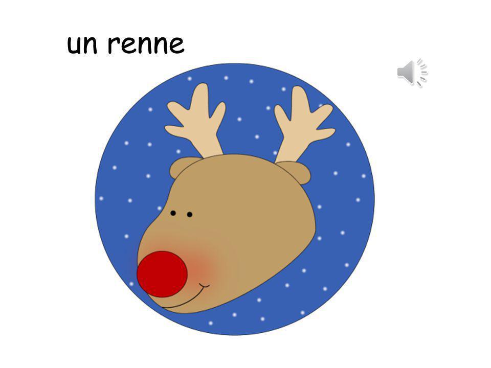 un renne