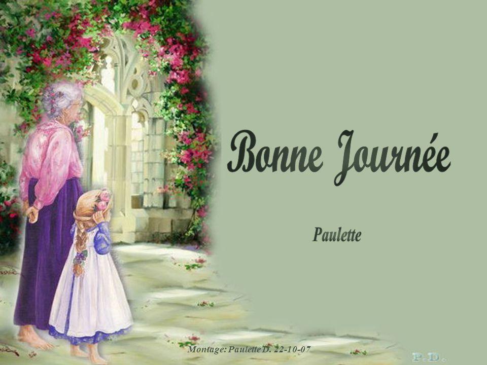 Tu sais présentement, c' est à mon tour… D'aimer mes petits enfants… Comme toi….Grand-Maman… Auteur Jalet http://www.chez-jalet.com/