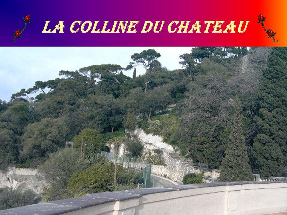 La colline du chateau