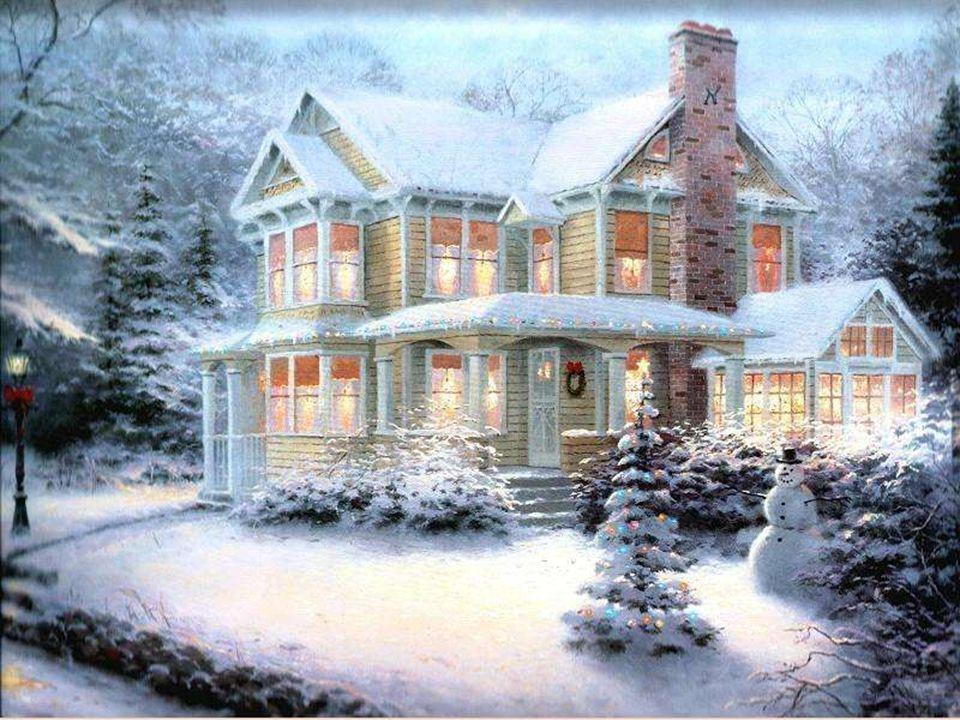 Quand l'hiver est à nos portes… Ça nous annonce aussi le temps des Fêtes… C'est l'occasion rêvée dans nos maisonnées… Pour réunir les familles souvent