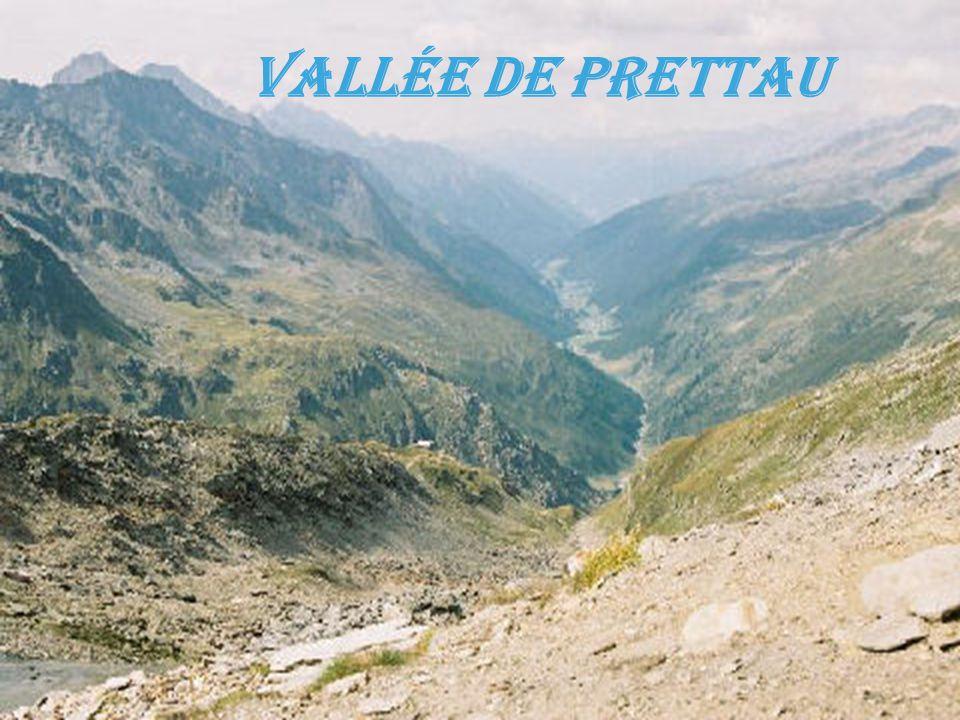 Vallée de Prettau