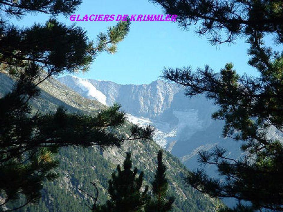 Glaciers de Krimmler