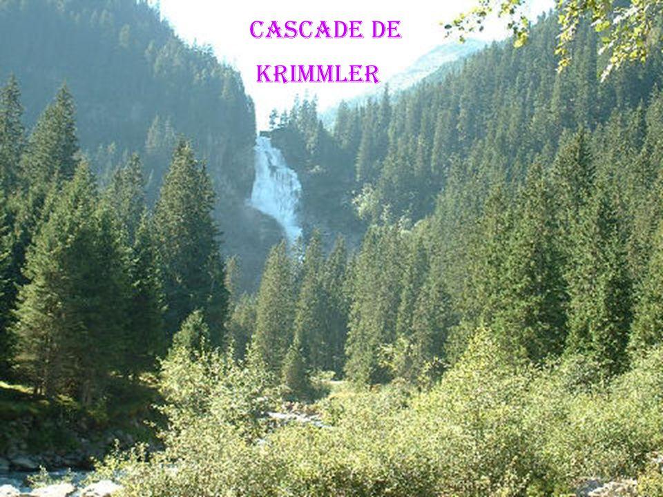 Cascade de Krimmler