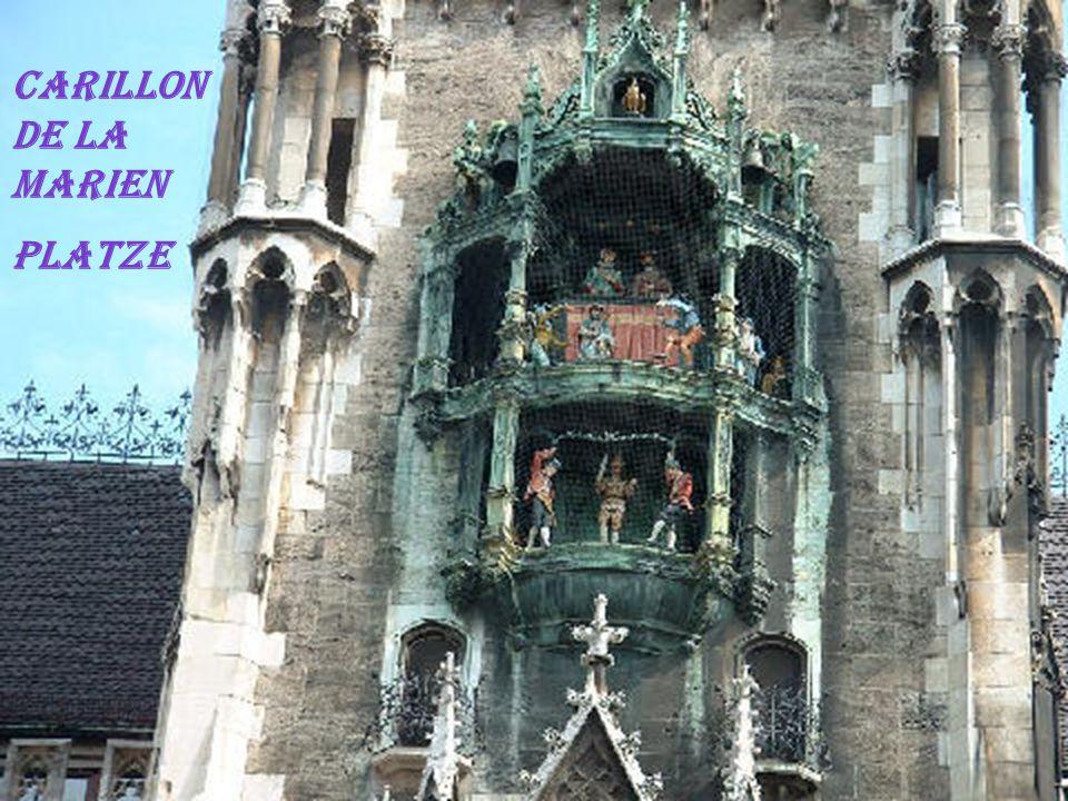 Carillon de la Marien Platze