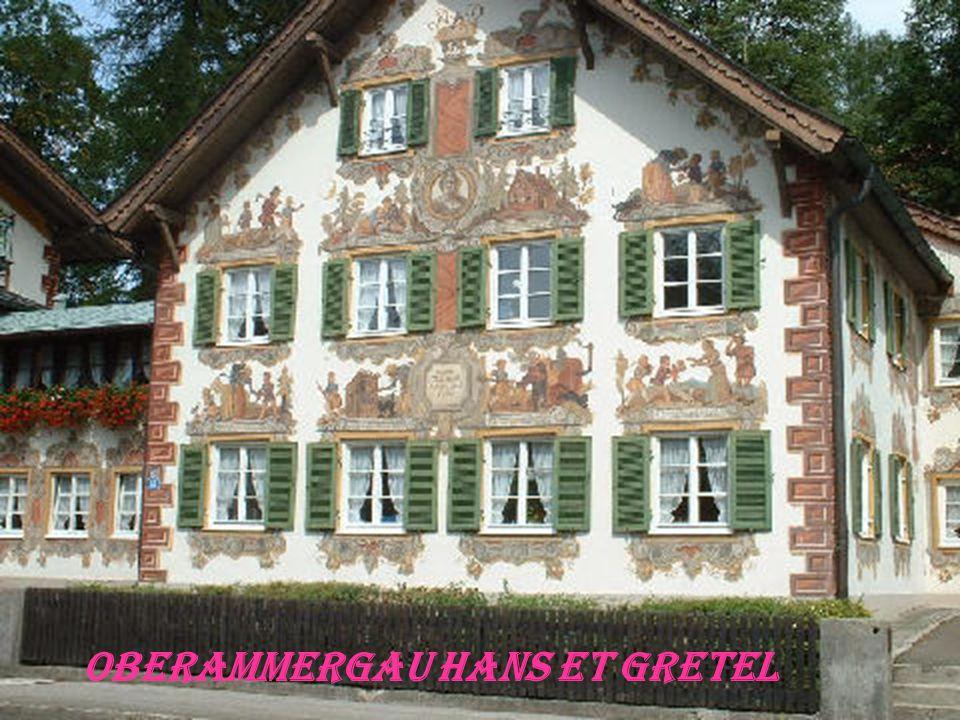 Oberammergau Hans et Gretel