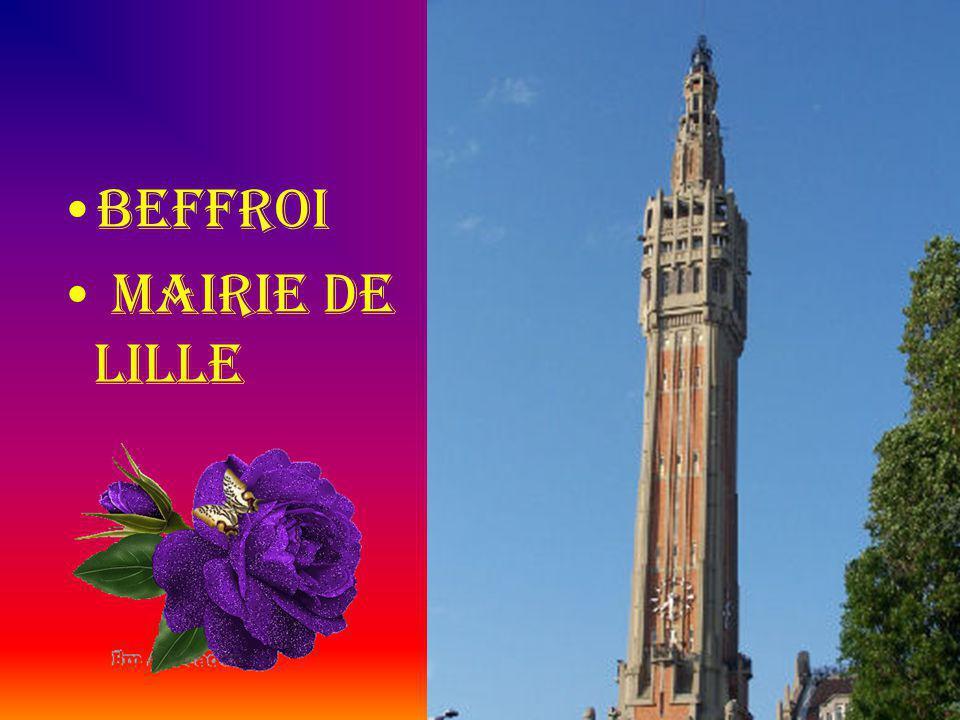 Beffroi Mairie de Lille