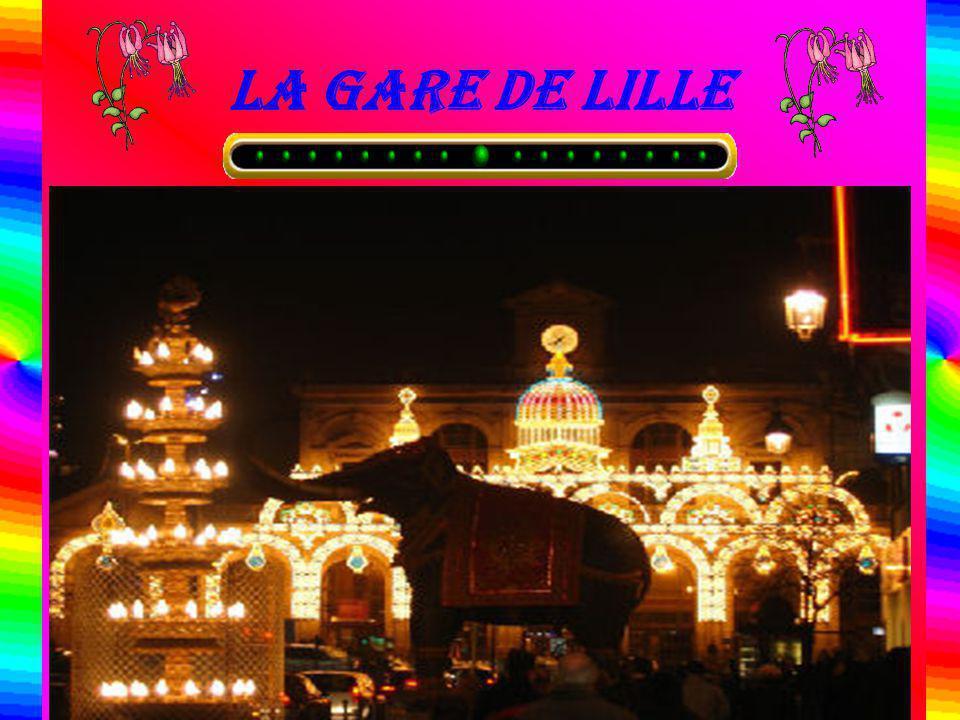 La Gare de lille