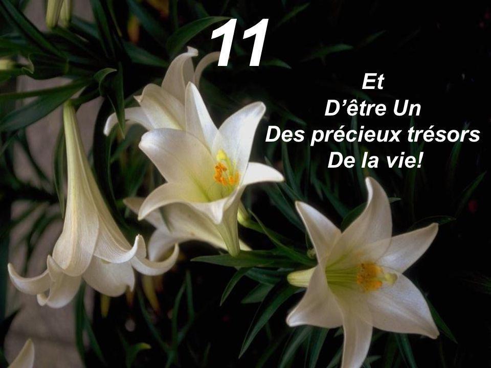 Et Dêtre Un Des précieux trésors De la vie! 11