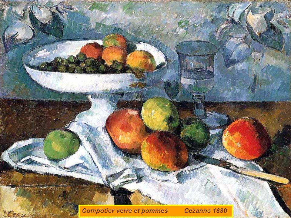 Les joueurs de cartes Cezanne 1893