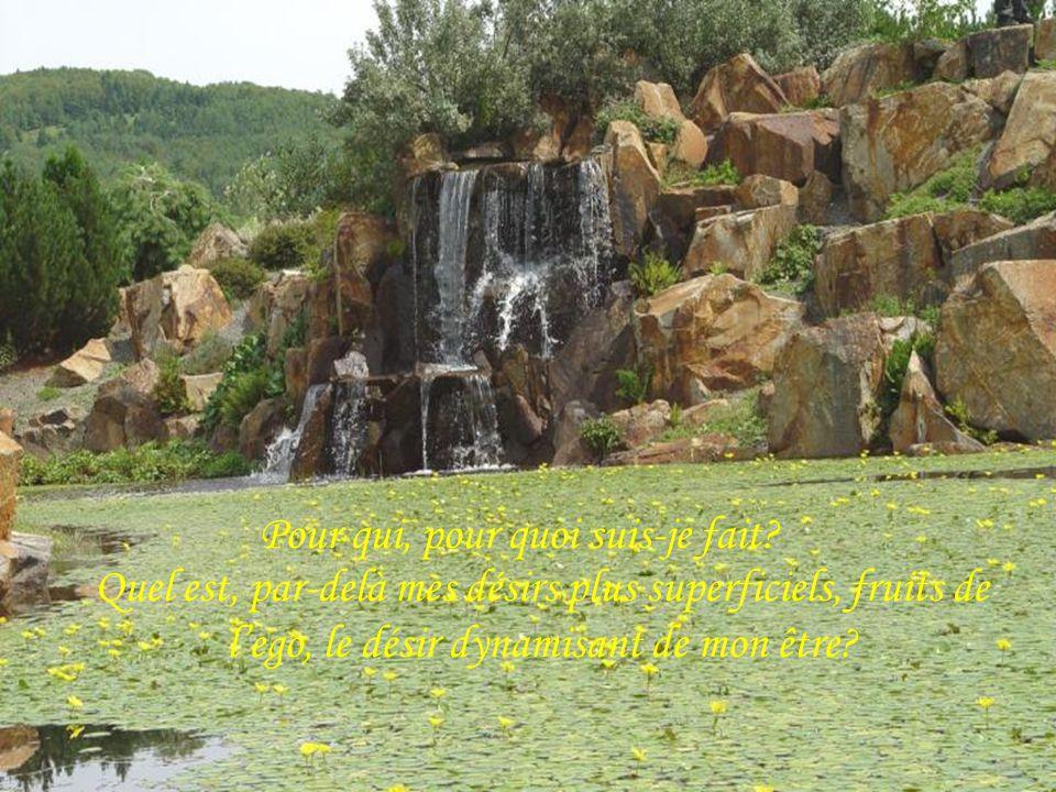 Quel ruisseau doit couler de ma source, un ruisseau qui mest propre et non celui de mon voisin?