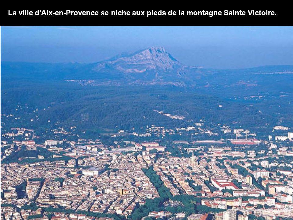 Aix-en-Provence, aux sources de l art.