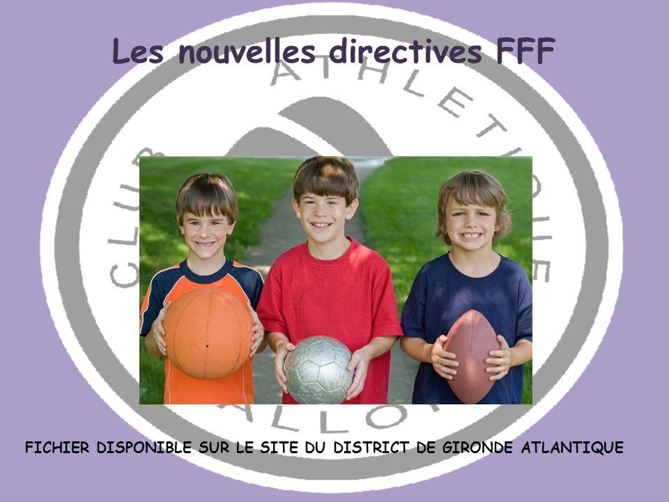 3-Les objectifs de lécole de foot