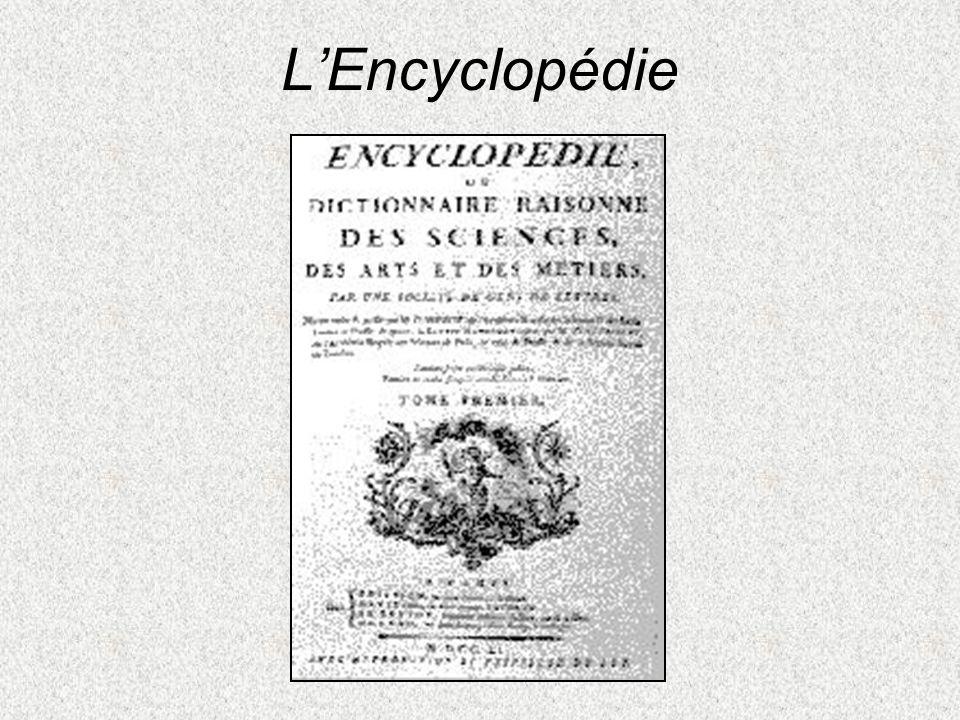 LEncyclopédie