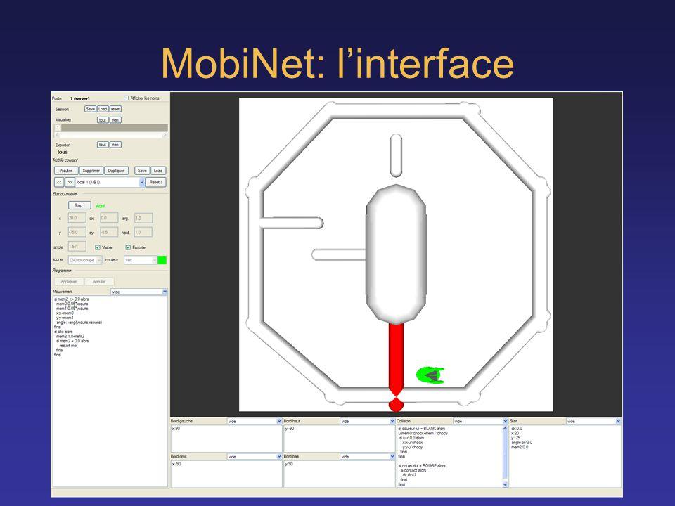 MobiNet: linterface