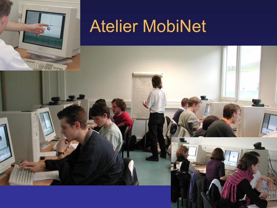 Atelier MobiNet
