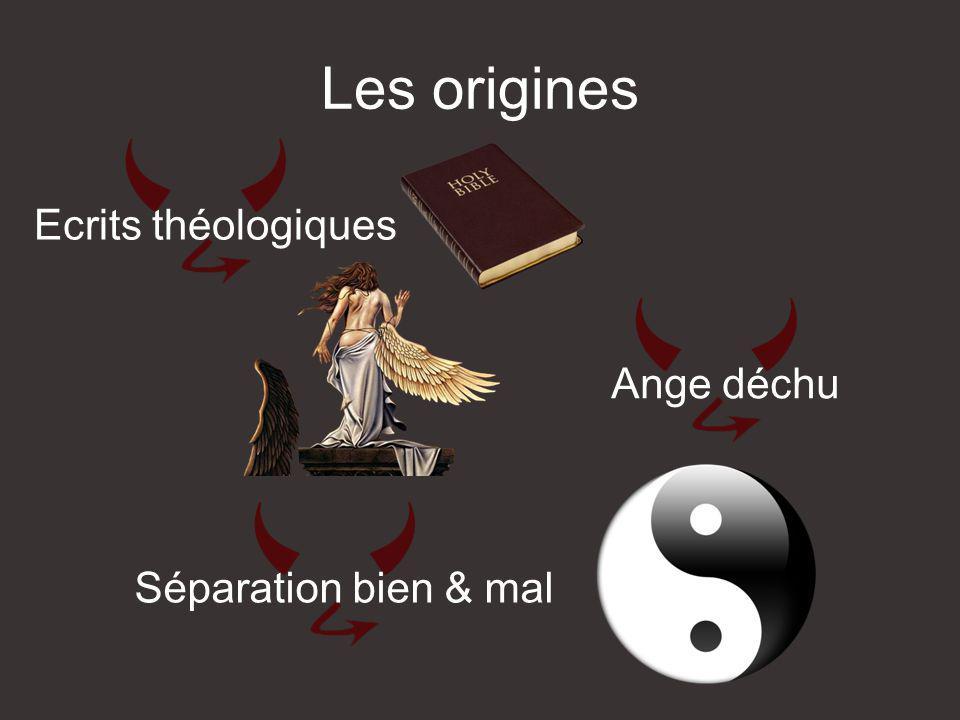 A savoir ! Le Diable = esprit du mal Du latin diabolus, « celui qui divise » Caractéristiques : - Stan & Lucifer -Monstre -Terrifie & Séduit
