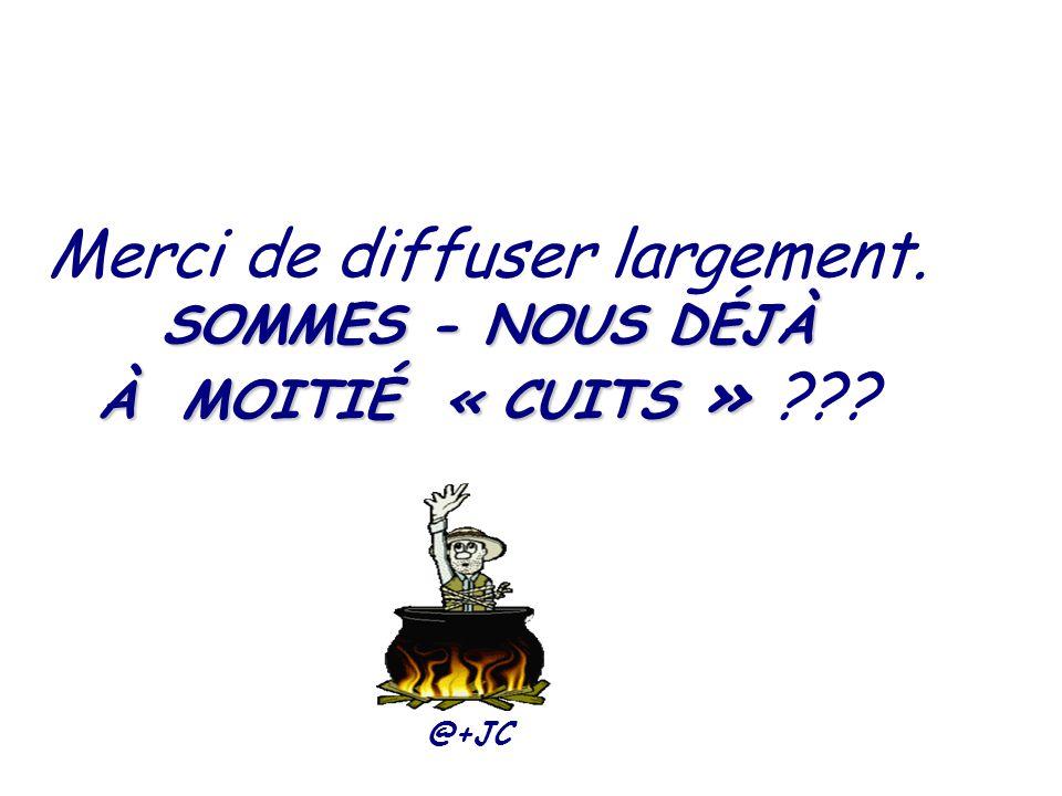 Cest ce que dénonçait déjà Saint Augustin (Algérie : 430 ap JC) : « A force de tout voir, on finit par tout supporter… A force de tout supporter, on f