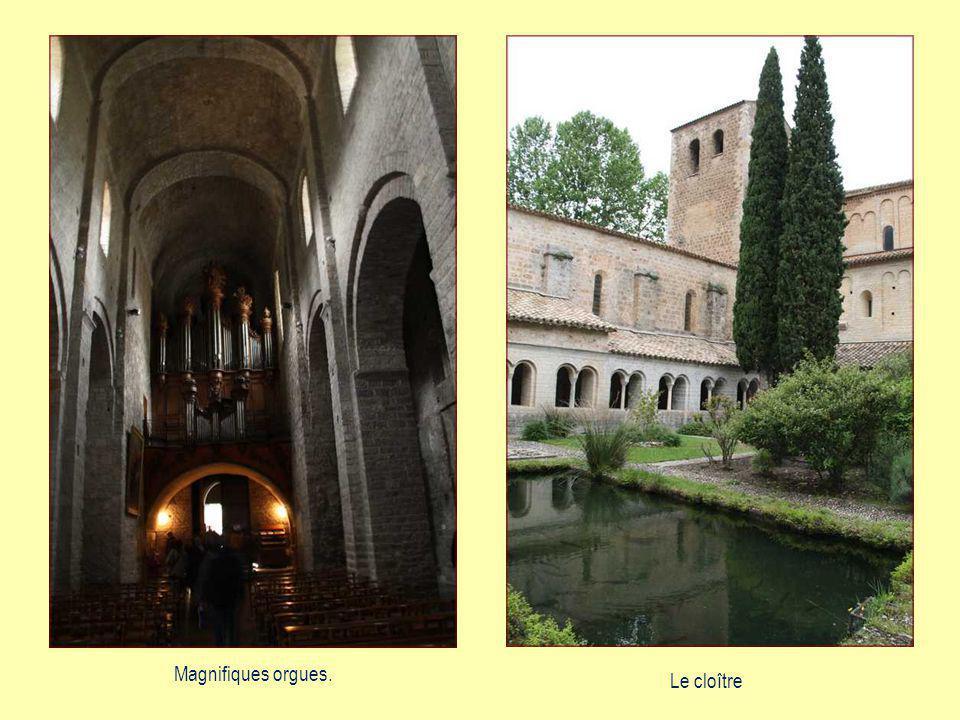 Cette Abbaye est un joyau de lart roman.