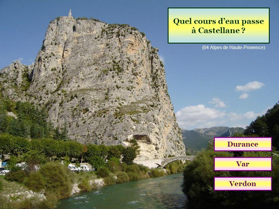 Quelle est cette sous-préfecture des Alpes de Haute-Provence ? BarcelonnetteCastellaneForcalquier (04 Alpes de Haute-Provence)