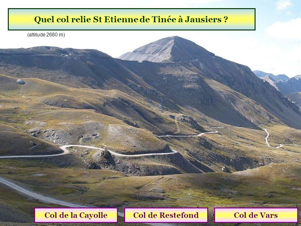 Quelle ville est la plus peuplée des Alpes de Haute-Provence ? CastellaneDigneManosque (22 321 habitants en 2009)