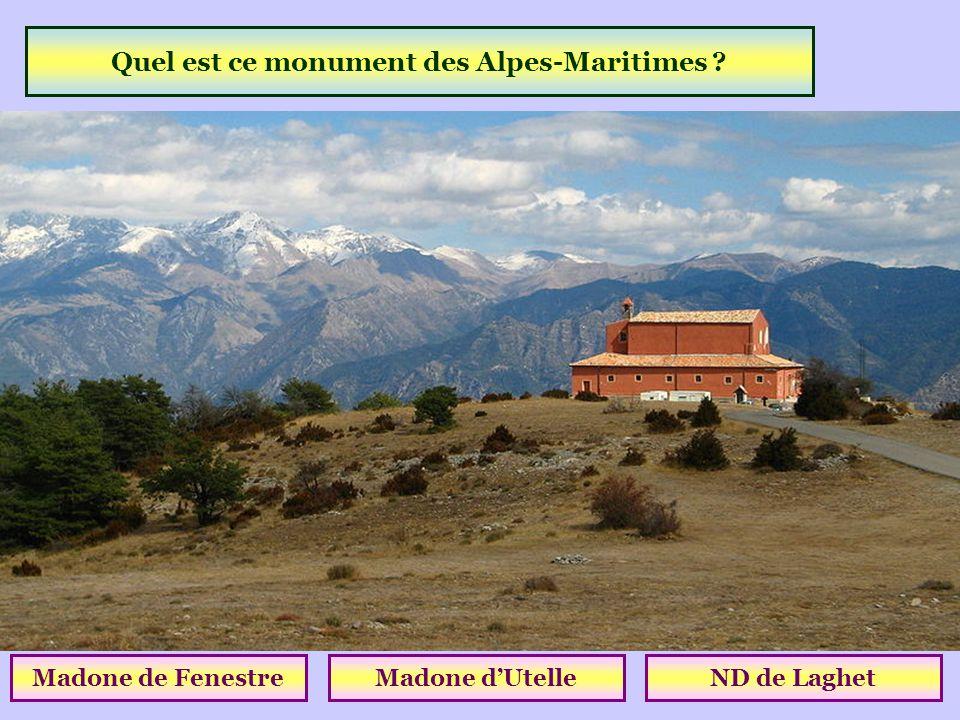 Quel est ce village des Alpes-Maritimes ? SaorgeSospelTende (06 Alpes-Maritimes)