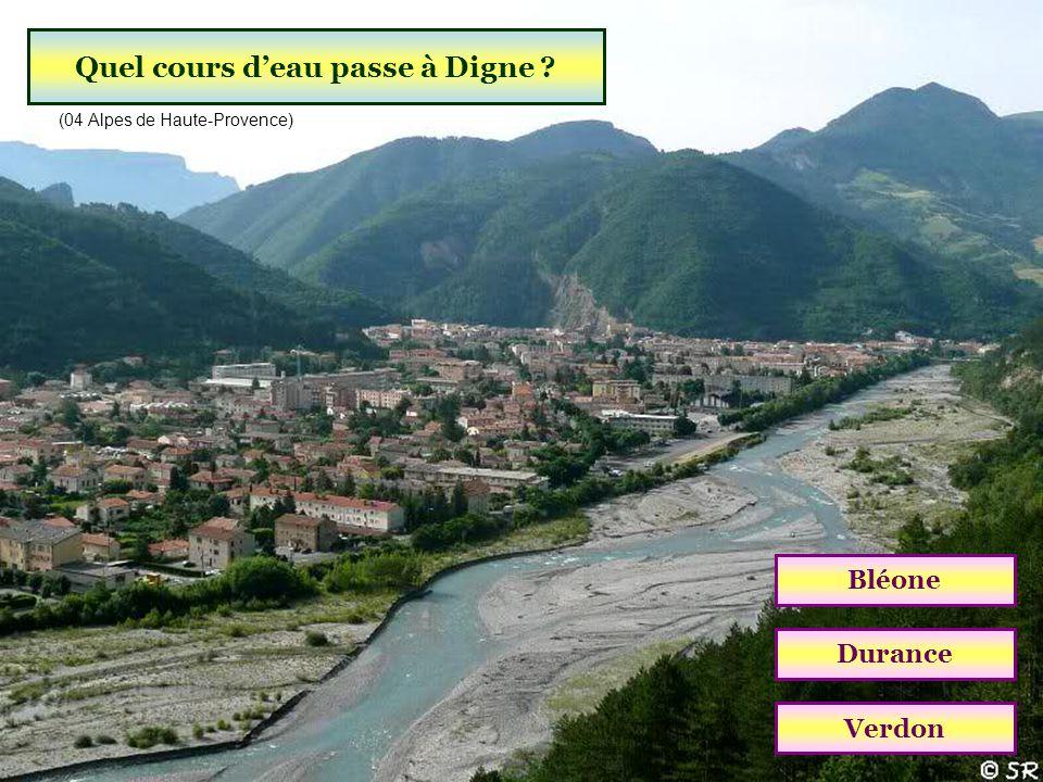 Quel est le chef-lieu des Alpes de Haute-Provence ? BarcelonnetteManosqueDigne (04 Alpes de Haute-Provence)