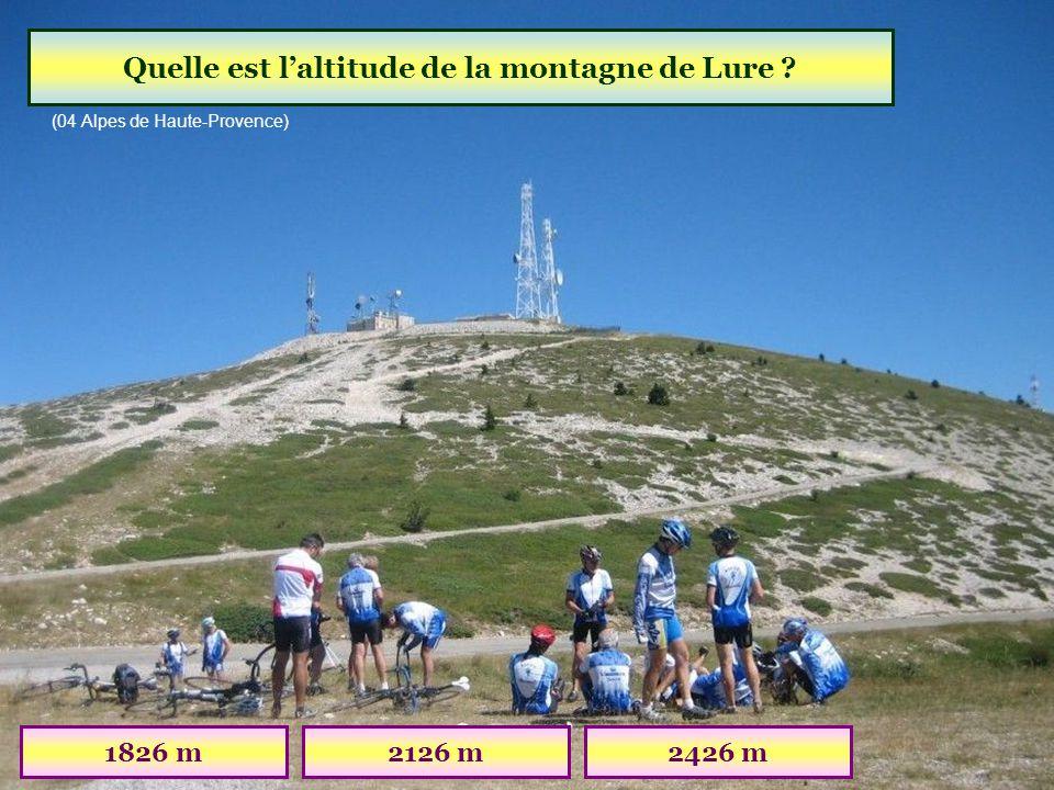 Quel est ce monument des Alpes-Maritimes ? Madone dUtelleND de LaghetMadone de Fenestre