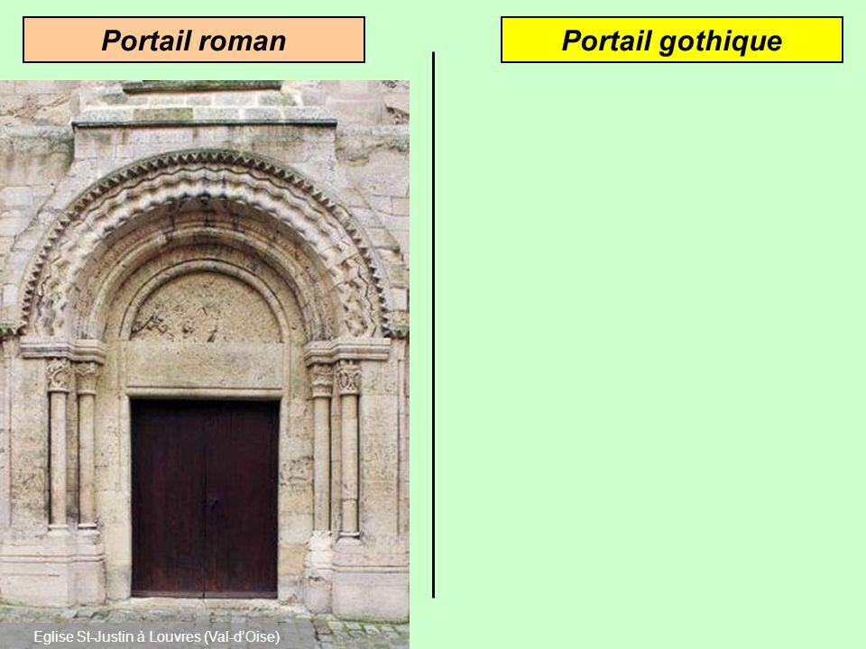 Façade gothiqueFaçade romane Eglise Ste-Foy de Sélestat (Bas-Rhin) Cathédrale Notre-Dame de Paris