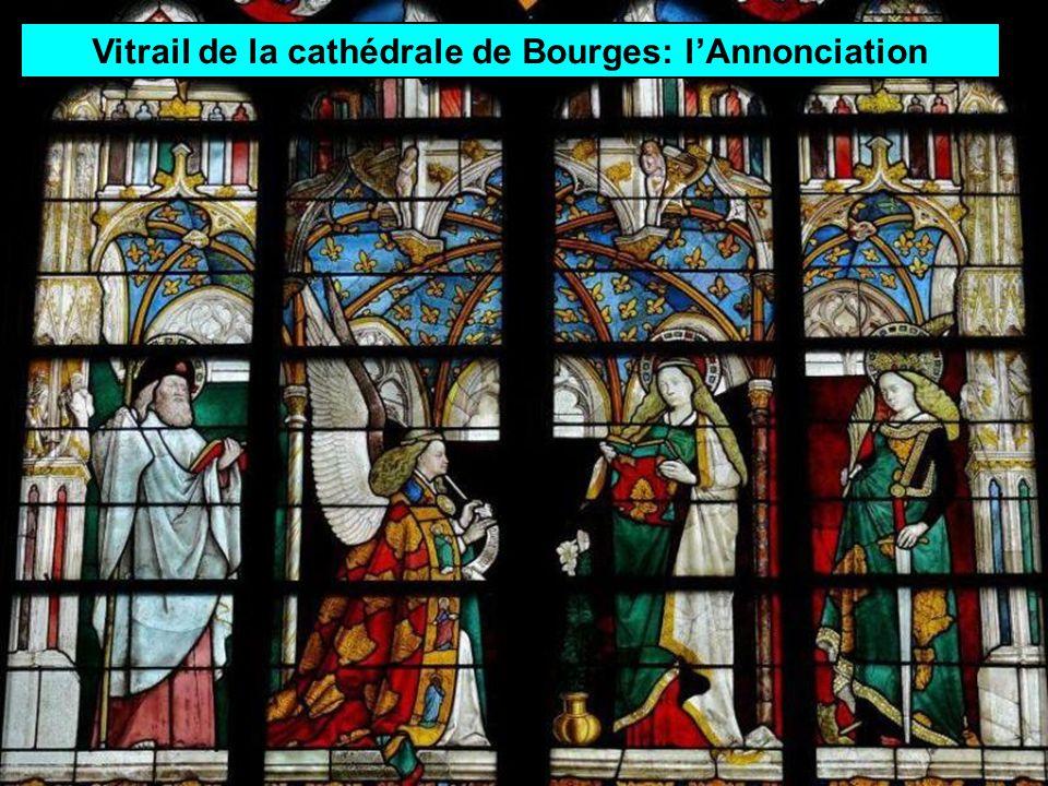Style gothique Cathédrale St-Etienne de Bourges ( département du Cher)