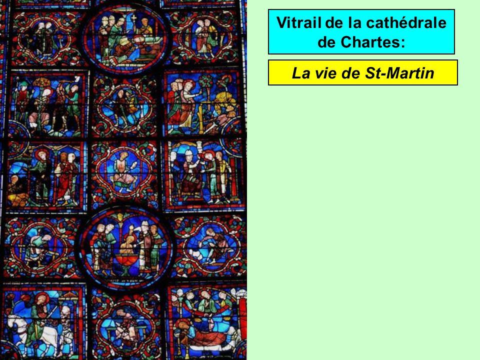 Style gothique Cathédrale ND de Chartres ( département de lEure-et-Loir)