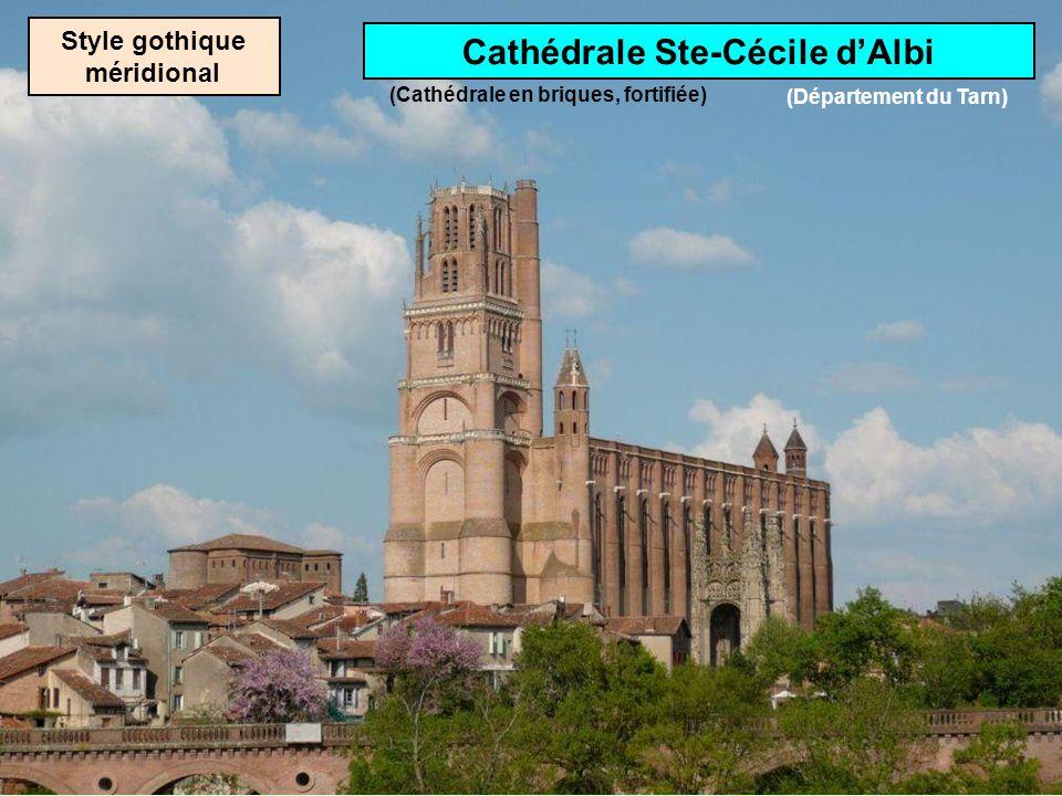 Style gothique Cathédrale St-Etienne de Metz ( département de la Moselle)