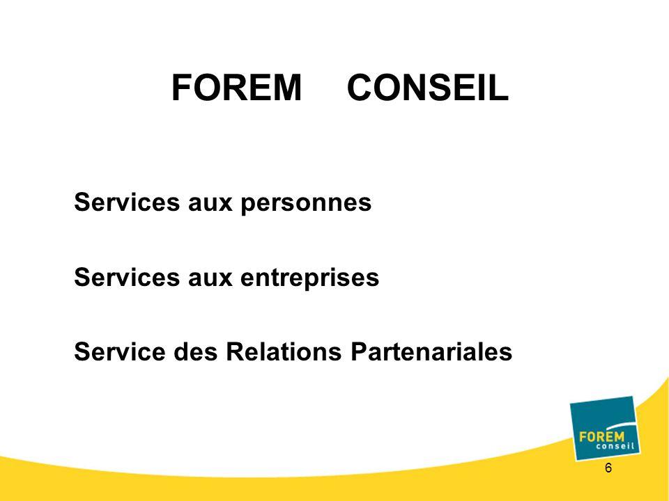 27 Créer du lien Informer Mobiliser Réseau Partenarial Impliquer Coordonner