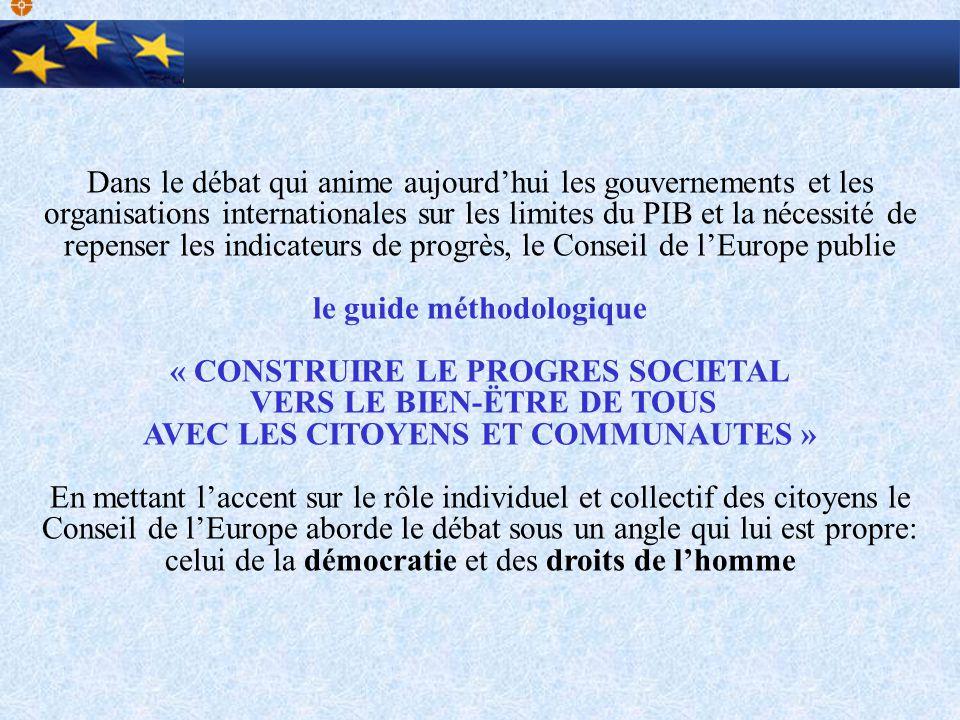 Quels processus et cyles de progrès Les 8 phases dun processus élaboratif avec les citoyens/communautés
