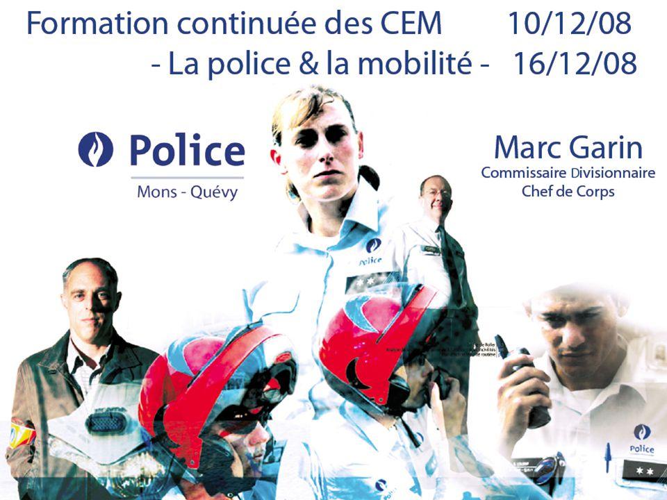 Politique policière circulation routière