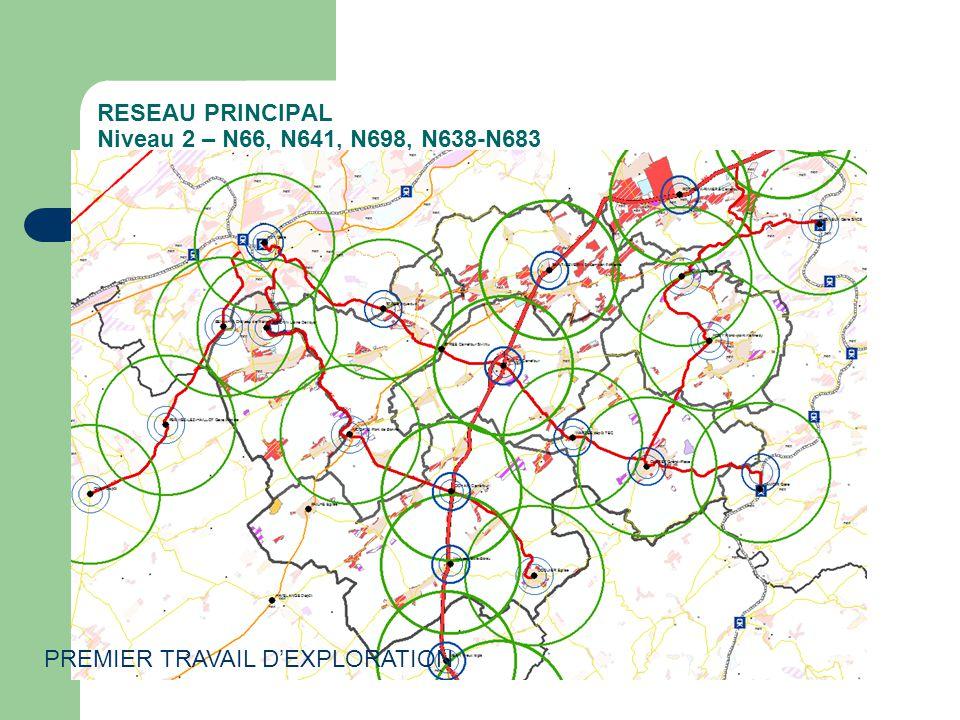 RESEAU PRINCIPAL Niveau 2 – N66, N641, N698, N638-N683 TEC 97 – 126a – 90 –...