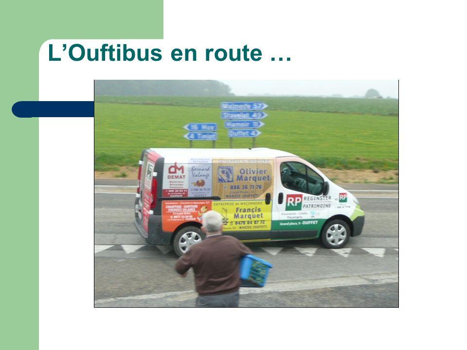 LOuftibus en route …