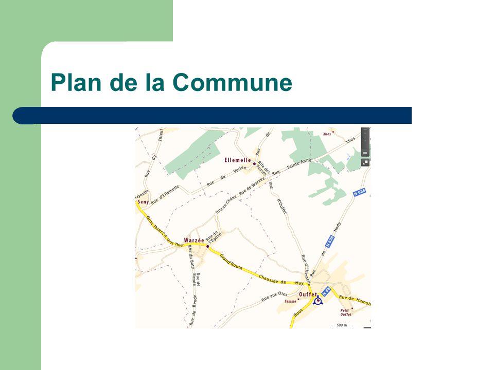 Aménagement de sécurité à Ouffet via le Programme triennal (rue Tige Pirette)