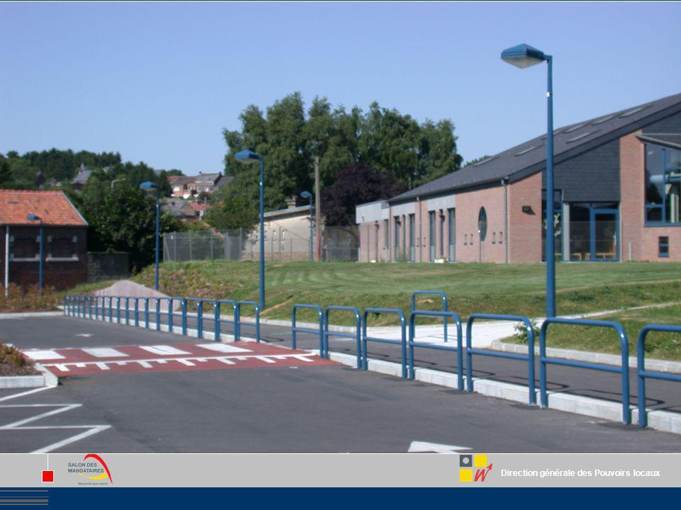 Direction générale des Pouvoirs locaux Région wallonne Pour les voiries : Création, aménagement et entretien extraordinaire des voiries publiques Créa