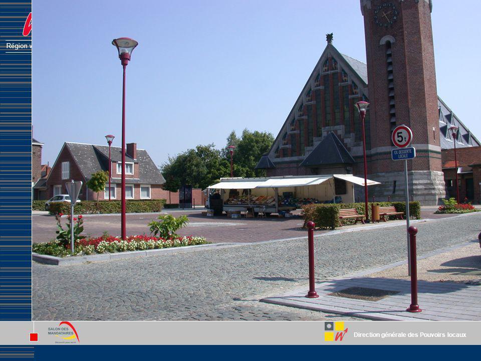 Direction générale des Pouvoirs locaux Région wallonne Y sont invités : Toutes les personnes habilitées à représenter les organismes susceptibles d'in